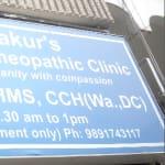 Dr. Thakur's Homeopathy, Delhi