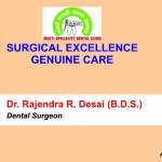 Dr. RAJENDRA DESAI  DENTAL CLINIC, Surat