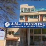 J M J Hospital, Bangalore