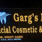 garg dental facial cosmetic and implant centre | Lybrate.com