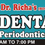 Dr Richa's Dental Clinic Periodontics & Implant Centre | Lybrate.com