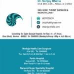 Dr Sanjay Bhatia's OPD | Lybrate.com