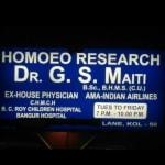 Homoeo Research, Kolkata