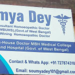 Dr Soumya Dey's Clinic, Howrah