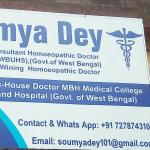 Dr Soumya Dey's Clinic | Lybrate.com