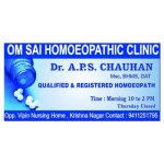 Om Sai Homeopathic Clinic | Lybrate.com