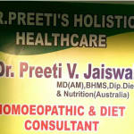 Dr.Preeti's Holistic HealthCare Clinic, Thane