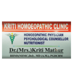 Kriti Homoeo Clinic, Gurgaon