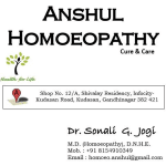 Anshul Homoeopathy Cure & Care | Lybrate.com