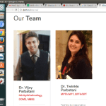 Dr. Twinkle Parbatani  - Pediatrician, Pune