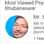 Mr. Sanjeeb Behera - Psychologist, Bhubaneswar