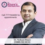 Dr. Nishant Khare  - Cosmetic/Plastic Surgeon, Indore