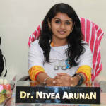 Dr. Nivea Arunan  - Dentist, Trichy