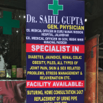Dr. Sahil Gupta  - Ayurvedic Specialist, Jammu
