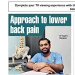 Dr.Agam Gargiya - Pain Management Specialist, Ahmedabad