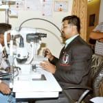 Dr. Anandrao Madhukar Khadake - Ophthalmologist, INDAPUR
