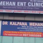 Dr. Kalpana Mehan  - ENT Specialist, Chandigarh