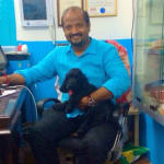 Dr. Amarnath Muthukrishnan Tvc : 3771  - Veterinarian, Salem