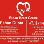 Eshan Gupta  - Cardiologist, Agra