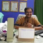 Dr.Dwibhashi Karteek - Sexologist, Kakinada