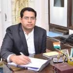 Dr. Chakshu Sahpathi - Orthopedist, Faridabad