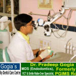 Dr. Pradeep Gogia - Dentist, Rohtak