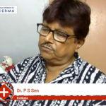 Dr. P S Sen  - Dermatologist, Kolkata