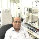 Dr. V.P Sardana - Ophthalmologist, Faridabad