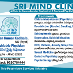Dr.Pavan Kumar Kadiyala - Psychiatrist, Vijayawada