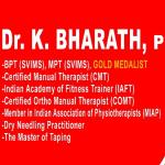 Dr. Bharath.K  - Physiotherapist, TIRUPATI