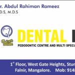 Dr. Abdul Rahiman Rameez - Dentist, Mangalore