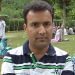 Dr. Rouf Ahmad Zaki  - Psychologist, sopore