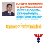 Dr. S Barman  - Physiotherapist, Hooghly