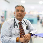 Dr. Kailash Nath Gupta  - Pulmonologist, Delhi