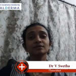 Dr. V Swetha - Dermatologist, Hyderabad