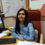 Ms. Vijal Sejpal - Psychologist, Mumbai