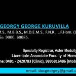 Dr. Georgy George Kuruvilla - Integrated Medicine Specialist, Kottayam