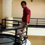 Dr. V.Karthik  - Physiotherapist, Banglore
