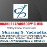Dr. Shrirang Yadwadkar - General Surgeon, Mumbai