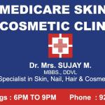 Dr. Mrs.Sujay M - Dermatologist, Bangalore