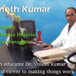 Dr. Vinoth Kumar - Physiotherapist, Hyderabad