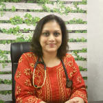 Dr. Mitali Joshi - General Physician, Mumbai