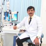 Dr. Santosh Shivaji  - Ophthalmologist, Bangalore