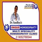 Dr. Sandhya R - Homeopath, Hyderabad