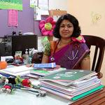 Dr. Priya Chandrasekhar  - Pediatrician, Chennai