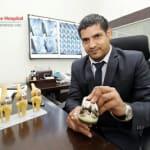 Dr. Vijay Kumar Sohanlal - Orthopedist, chennai