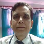 Dr. M K Bhatnagar - Internal Medicine Specialist, Delhi