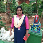 Dr. U. Sarada  - Physiotherapist, Singarayakonda