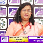 Dr.Sasmita Devi Agrawal - Pediatrician, Bhubaneswar