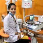 Dr.Arpita Dash - Dentist, Bhubaneswar